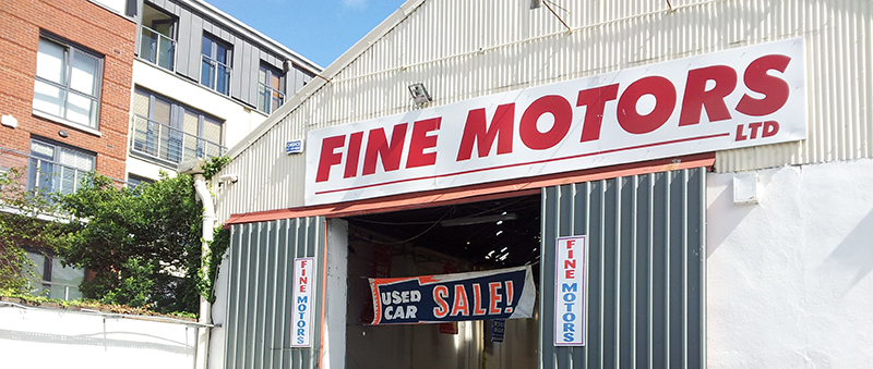 Fine Motors Ltd Unit 3 Barclay House Lilmar Industrial